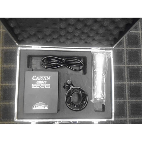 Carvin CM87S Condenser Microphone-thumbnail