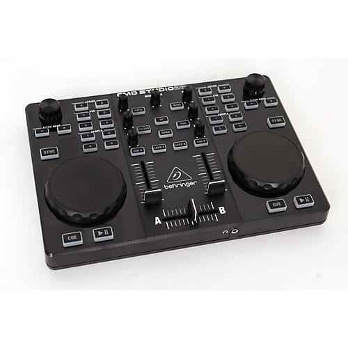 Behringer CMD Studio 2A DJ Controller-thumbnail