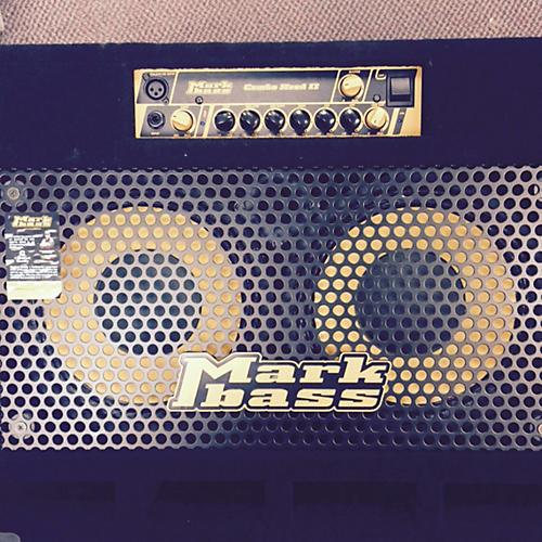Markbass CMD102P 500W 2X10 Bass Combo Amp-thumbnail