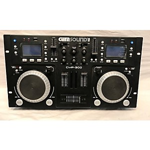 Pre-owned Gem Sound CMP-500 DJ Player by Gem Sound