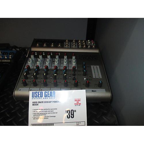 Crate CMX42P Powered Mixer