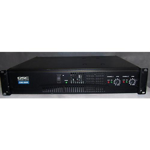 QSC CMX800V Power Amp