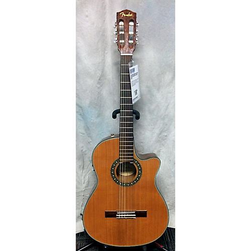 Fender CN240SCE Classical Acoustic Electric Guitar