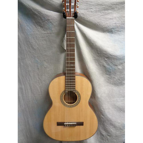 Fender CN90 Natural Classical Acoustic Guitar-thumbnail