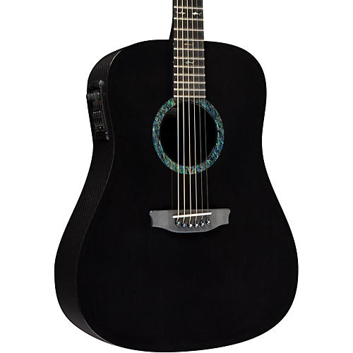 Rainsong CO-DR1000N2 Dreadnought Acoustic-Electric Guitar Graphite
