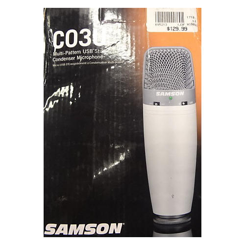 Samson CO3U USB Microphone