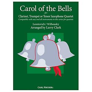 Carl Fischer COB-CompQrtet-ClTpt by Carl Fischer