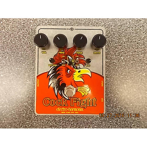 Electro-Harmonix COCK FIGHT Effect Pedal-thumbnail