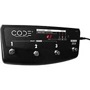 CODE Stompware Guitar Amp Footcontroller