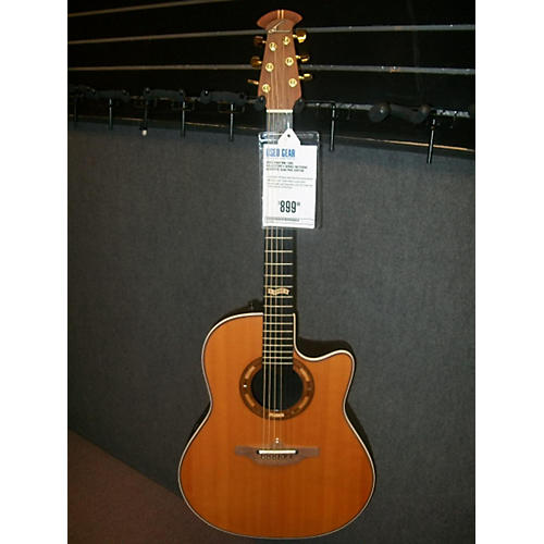 Ovation COLLECTOR'S SERIES Acoustic Electric Guitar