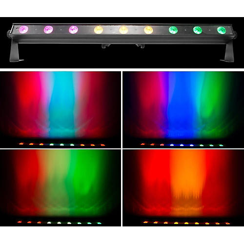 CHAUVET DJ COLORBAND HEX 9 IRC RGBAW UV LED STRIP