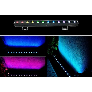 CHAUVET DJ COLORband PiX IP Indoor/Outdoor LED Wash Light by CHAUVET DJ