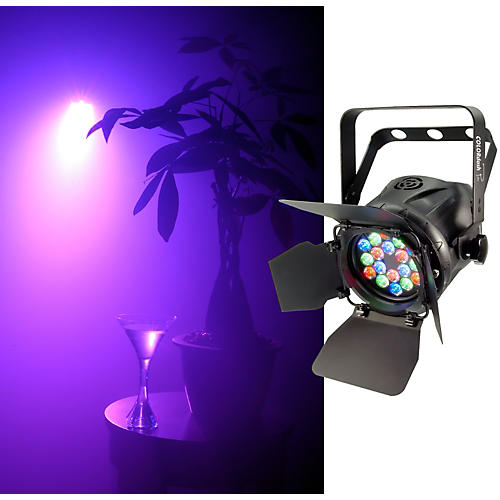 CHAUVET DJ COLORdash PAR DMX LED Wash