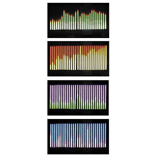 Chauvet COLORtube EQ Multi-Tube LED EQ Visualizer