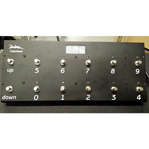 Diezel COLUMBUS MIDI Foot Controller-thumbnail