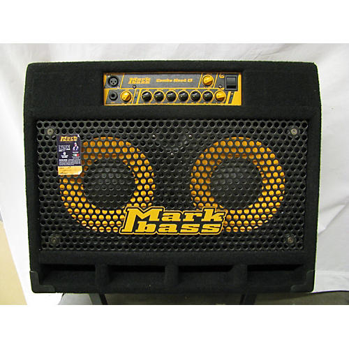 used markbass combo head ii bass combo amp guitar center. Black Bedroom Furniture Sets. Home Design Ideas