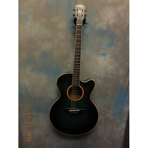 Yamaha COMPASS CPX-8 SY Acoustic Guitar Natural