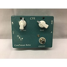Homebrew Electronics COMPRESSOR RETRO Effect Pedal