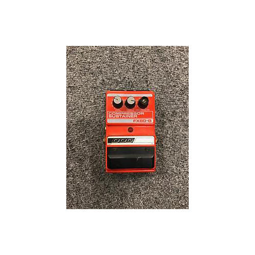 DOD COMPRESSOR SUSTAINER FX80-B Effect Pedal-thumbnail