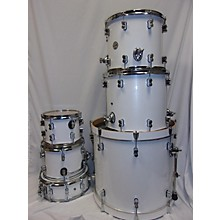 PDP by DW CONCEPT MAPLE 6 PC WHITE Drum Kit