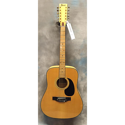 Ibanez CONCORD 12 String Acoustic Guitar-thumbnail