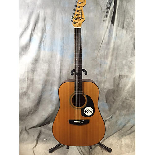 Fender CONCORD II Acoustic Guitar-thumbnail