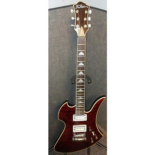 B.C. Rich CONTOUR DELUXE HARDTAIL Solid Body Electric Guitar