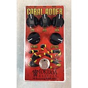 Tortuga CORAL ADDER Effect Pedal