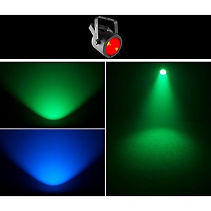 CHAUVET DJ COREpar 80 USB LED Wash Light with Chip-on-Board and Magnetic Le... by CHAUVET DJ