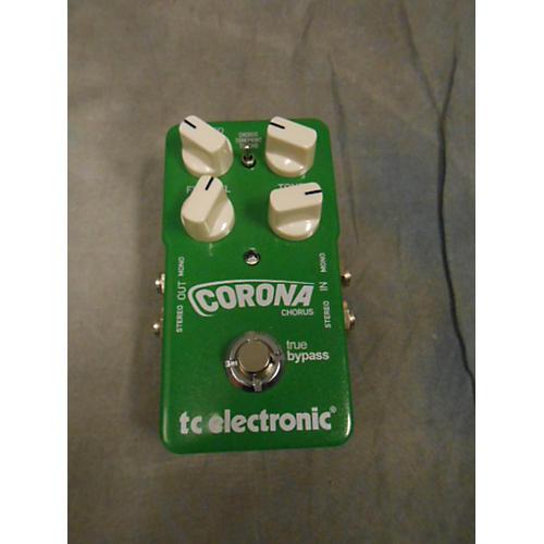 TC Electronic CORONA Effect Pedal