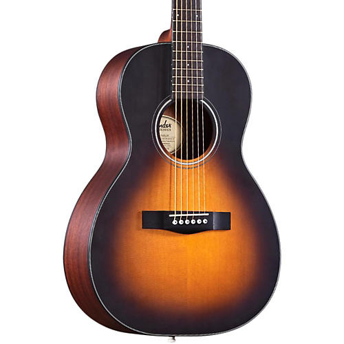 Fender CP-100 Parlor Acoustic Guitar Satin Sunburst Rosewood Fretboard