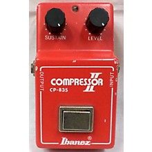 Ibanez CP-835 Compressor II Effect Pedal