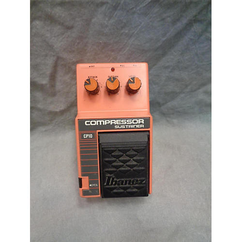 Ibanez CP10 MIJ Effect Pedal