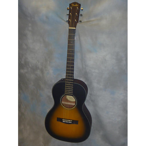 Fender CP100 Parlor Acoustic Guitar-thumbnail