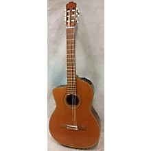Takamine CP132SC LH Left Hand Classical Acoustic Electric Guitar