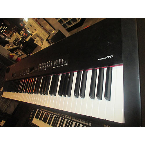 Yamaha CP33 88 Key Stage Piano