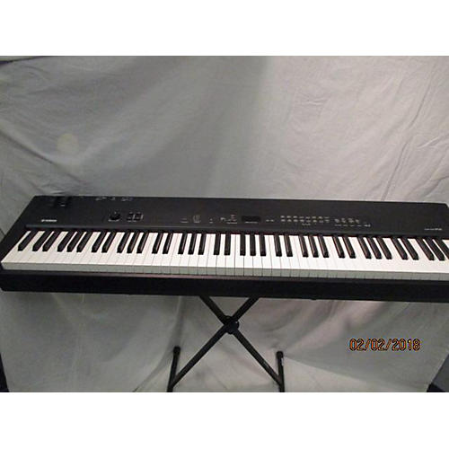 used yamaha cp33 88 key stage piano guitar center. Black Bedroom Furniture Sets. Home Design Ideas