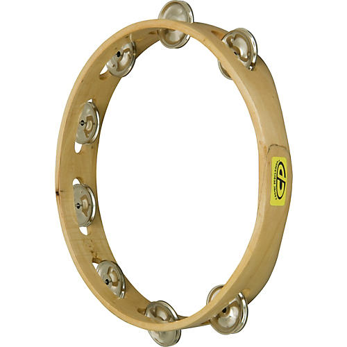 CP CP389 Tambourine HDLSS Single Row-thumbnail