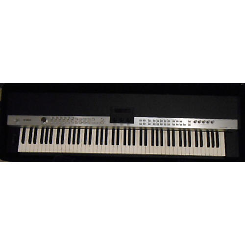 used yamaha cp5 88 key stage piano guitar center. Black Bedroom Furniture Sets. Home Design Ideas
