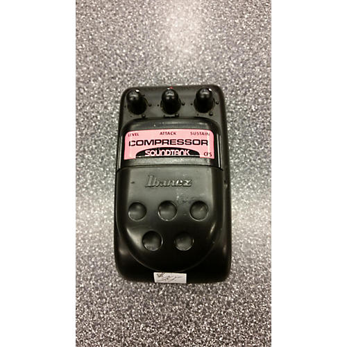Ibanez CP5 COMPRESSOR Effect Pedal