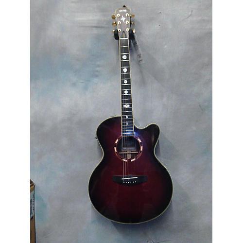 Yamaha CPX-15W Acoustic Guitar-thumbnail