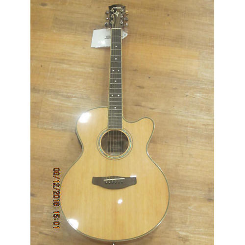 Yamaha CPX 500 III Acoustic Electric Guitar-thumbnail