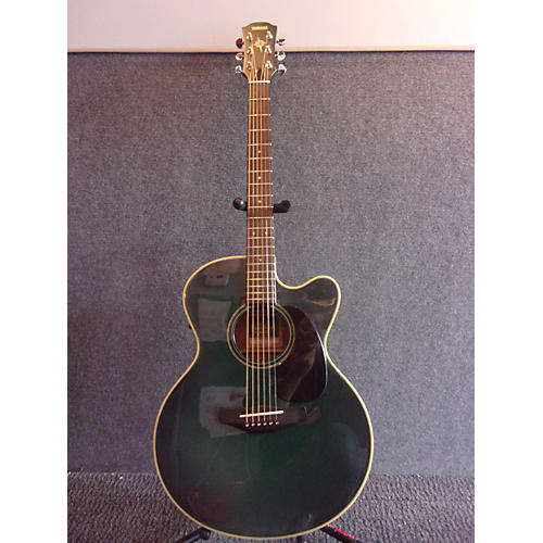 Yamaha CPX-5TBB Acoustic Electric Guitar