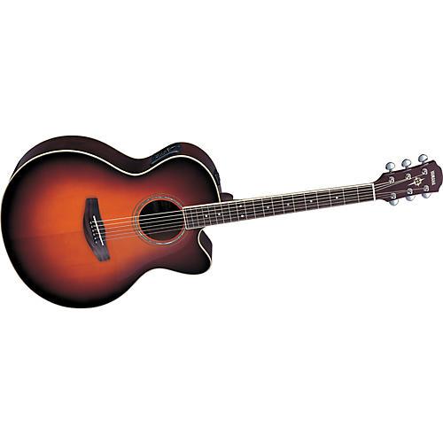 Yamaha CPX500 Jumbo Cutaway Acoustic-Electric Guitar-thumbnail