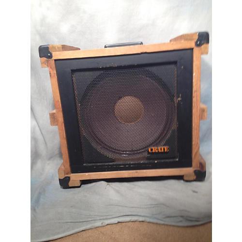 Crate CR-EX 4ohm 1X12 Guitar Cabinet