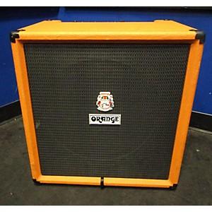 Pre-owned Orange Amplifiers CR100BXT Crush 100 Watt 1x15 Bass Combo Amp by Orange Amplifiers