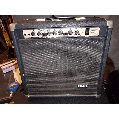 used crate cr112 guitar combo amp guitar center. Black Bedroom Furniture Sets. Home Design Ideas
