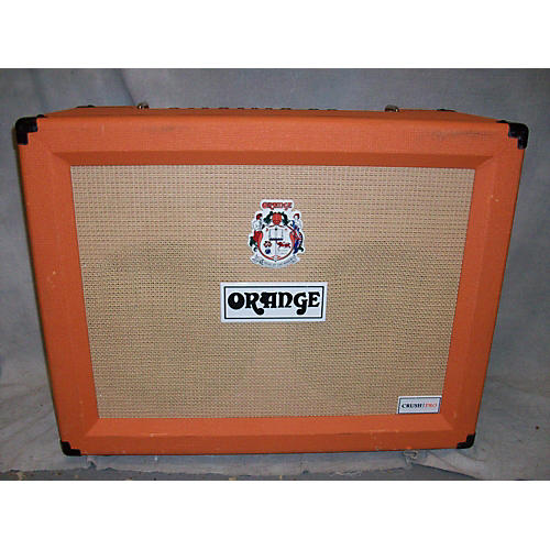 Orange Amplifiers CR120C Crush Pro 120W 2x12 Guitar Combo Amp-thumbnail