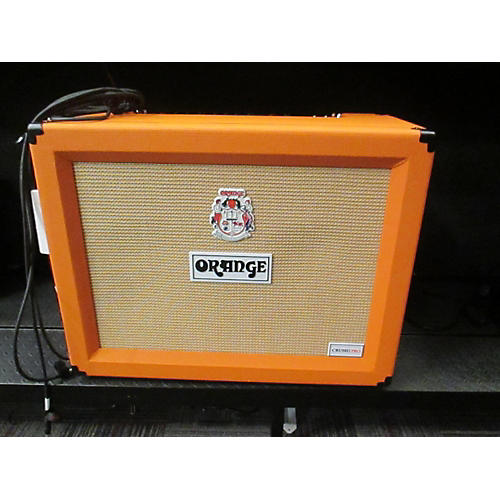 used orange amplifiers cr120c crush pro 120w 2x12 guitar combo amp guitar center. Black Bedroom Furniture Sets. Home Design Ideas