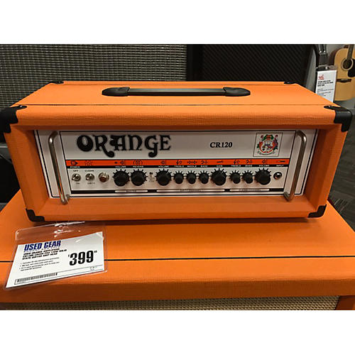 used orange amplifiers cr120h crush 120w guitar center. Black Bedroom Furniture Sets. Home Design Ideas